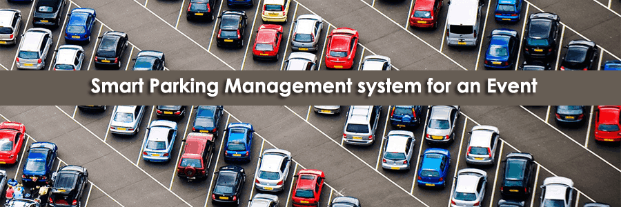 Smart Parking Will Make Your Event Experience Pleasant