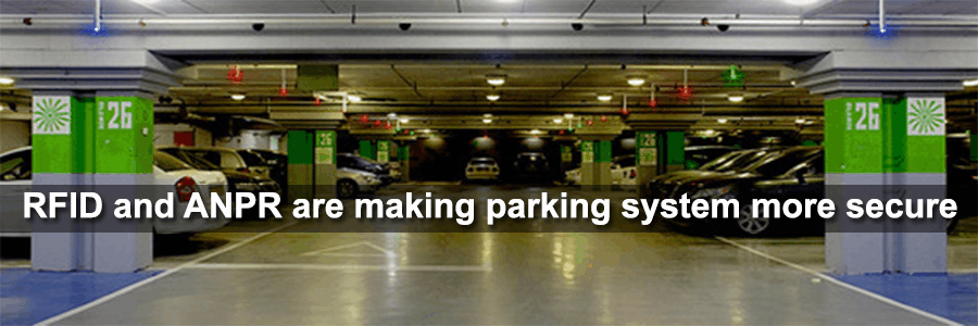 Modern Parking and Security System Made Up of RFID and ANPR System
