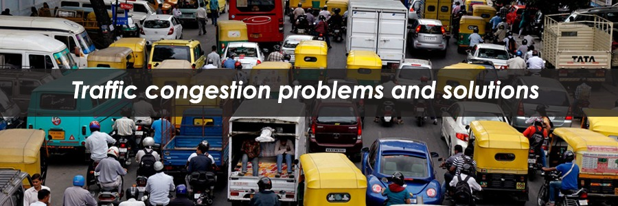10 Ways, How To Reduce Traffic Congestion In Urban Areas